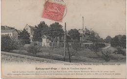EPINAY SUR ORGE  ASILE DE VAUCLUSE DEPUIS 1863 - Epinay-sur-Orge