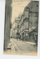 LOCHES - L'Hôtel De La Chancellerie. Rue Du Château - Loches