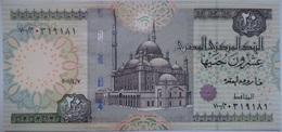 20 Pounds Egypt 2011 UNC-- OKDA Replacement (700)  (Egypte) (Egitto) (Ägypten) (Egipto) (Egypten)  Africa - Egypt