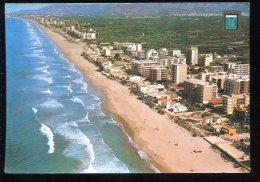 CPM Espagne PILES Playa Vista Aérea - Valencia