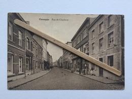 GENAPPE «RUE DE CHARLEROI «Panorama,animée,commerces ,Boulangerie J.STASSIN-COLLIER ,Grand -Magasin(Édit LUTTE-STANGA - Genappe