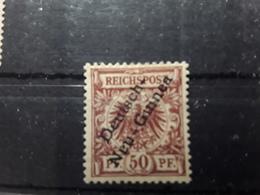 Deutsch Neuguinea / Nouvelle Guinée Allemande 1896,  N° 6 , 50 Pf  Brun , Neuf * / MH   TB - Colonia: Nueva Guinea