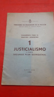Argentina Segundo Plan Quinquenal 1953 - Magazines & Newspapers