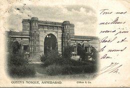 INDE QUEEN'S MOSQUE AHMEDABAD - India