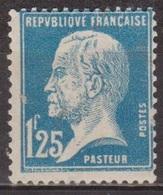 Type Pasteur - FRANCE - N° 180 Bleu * - 1923 - France