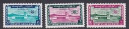 Afghanistan SG 511-513 1964 Inauguration Of Kabul International Airport MNH - Afghanistan