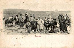 TUNISIE CARAVANE - Tunisie