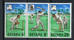 1968 - GUYANA - Mi. Nr. 298/300 - NH - (CW4755.10) - Guiana (1966-...)