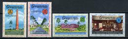 1967 - GUYANA - Mi. Nr. 269/272 - NH - (CW4755.10) - Guyana (1966-...)