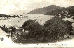 LA GUADELOUPE SAINT BARTHELEMY GUSTAVIA - Saint Barthelemy