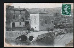 30, Quissac, Le Moulin Du Pont Et Le Vidourie - Quissac