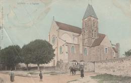 91 - LINAS - L' Eglise - Autres Communes