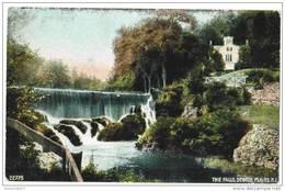CPA SCOTCH PLAINS - The Falls - ( New Jersey ) - Etats-Unis
