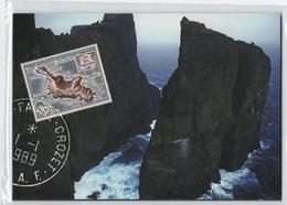 B25 TAAF FSAT 6 Cartes Postales Pré-timbrées Prépaid Postcards - TAAF : Terres Australes Antarctiques Françaises