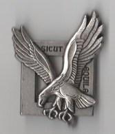 INSIGNE COMMANDO DE L' AIR - DELSART A 690 - Armée De L'air