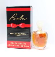 Balenciaga Rumba - Mignon Di Profumo Moderni (a Partire Dal 1961)