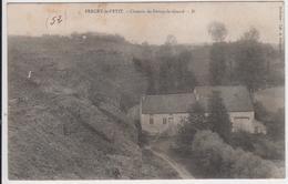 1 Cpa Percey Le Petit - France