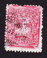 Mexico, Scott #270, Used, Letter Carrier, Issued 1897 - Mexico