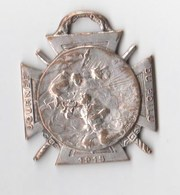 MEDAILLE JOURNEE DU POILU 1915  25-26 DECEMBRE - France