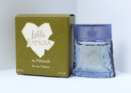 Lolita Lempicka Au Masculin - Miniatures Men's Fragrances (in Box)
