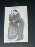 SAINT GILLES CROIX DE VIE    1910   / VUE  FOLKLORIQUE  ........  EDITEUR - Saint Gilles Croix De Vie
