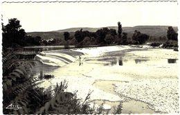 Carte Postale Ancienne De PONT D'AIN-le Barrage Et Les Monts Du Bugey - Autres Communes