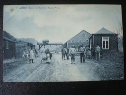 LIOTTE : Scieries Et Carrières TASSIN Frères En 1910 - Sprimont