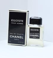 Chanel Egoïste Pour Homme - Miniatures Men's Fragrances (in Box)