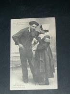 SAINT GILLES CROIX DE VIE    1910   / VUE  FOLKLORIQUE  ........  EDITEUR - Challans