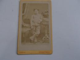B691   Foto Cartonata Castellani Alessandria Vercelli Cm6x10,5 - Non Classificati