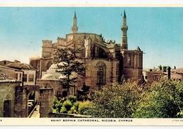 NICOSIA  Saint-Sophia Cathedral - Cyprus