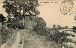 30   GALLARGUES   RUINES DU MOULIN DE VENDRAN - Gallargues-le-Montueux