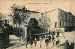 30   GALLARGUES  LES ECOLES - Gallargues-le-Montueux