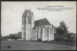 CPA 61 - Saint-Cyr-la-Rosière, Prieuré De Ste-Gauburge - Other Municipalities