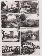 Pyrénées  Atlantique :  Pays  Basque  : Vues  Villages ( Ascain, Sare,st Etienne De Baigorry,itxassou.....) - Francia