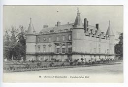 CPA Rambouillet Château De Rambouillet Façades Est Et Midi N° 22 - Rambouillet (Château)