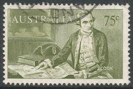 Australia. 1966-73 QEII Definitives. 75c Used SG 400 - Used Stamps