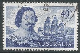 Australia. 1966-73 QEII Definitives. 40c Used SG 398 - Used Stamps