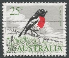Australia. 1966-73 QEII Definitives. 25c Used SG 396 - Used Stamps