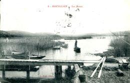 N°1412 A -cpa Bouillon -la Mare- - France