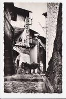 CPSM 06 ST DALMAS   VALDEBLORE Une Rue Du Village - Autres Communes