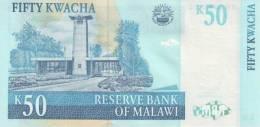 MALAWI P. 53e 50 K 2011 UNC - Malawi