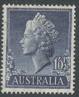 Australia. 1955-7 QEII Definitives. 1/0½ MH. SG 282 - 1952-65 Elizabeth II : Pre-Decimals