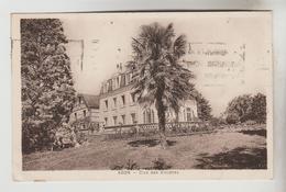 CPSM AGON COUTAINVILLE (Manche) - Clos Des Violettes - France