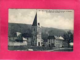 38 Isère, Route De La Grande Chartreuse, Le Sappey Et L'Hôtel Des Touristes, Le Dauphiné, Animée, (E. R.) - France