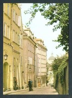 Polonia. Warszawa *Stare Miasto. Ulica Brzozowa* Edit. K.A.W. Circulada 1977. - Polonia