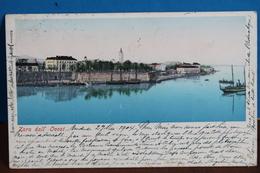 1904     -       ZARA     PERIODE  AUTRICHIENNE       2   PHOTOS - Croatie