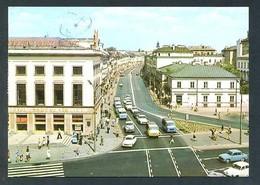 Polonia. Warszawa *Ulica Nowy Swiat* Edit. K.A.W. Circulada 1982. - Polonia