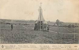 Ferme ARAJA - VIENNE-LE-CHATEAU - Chapelle Construite à Quelques Kilométres Des Boches - Guerre 1914-18