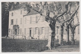 MONTBOZON - Chateau Vue Interieur Edition Bercaille /  Canton Rioz - Haute Saone - France